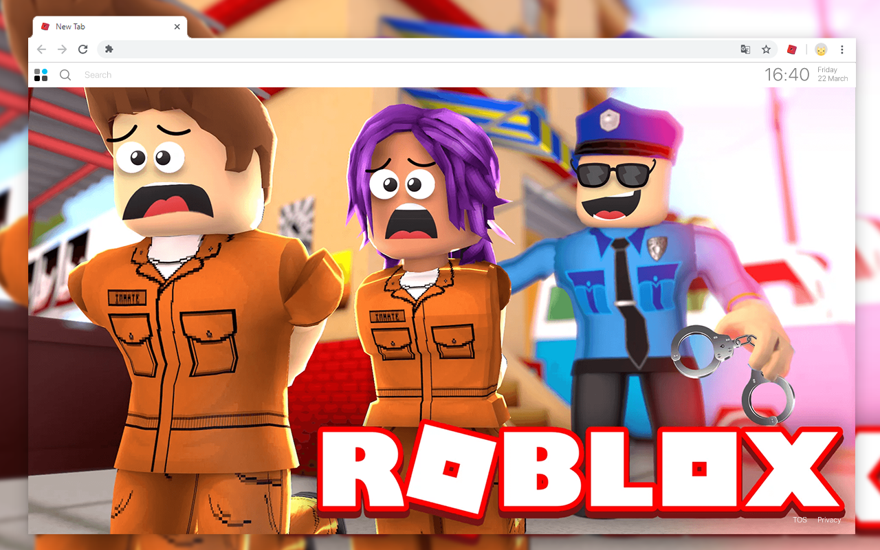 Roblox Jailbreak for Chrome